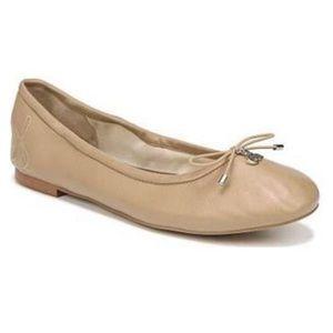 Sam Edelman Felicia ballet flats tan 8